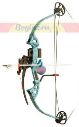 Лук блочный PSE Discovery Bowfishing Package