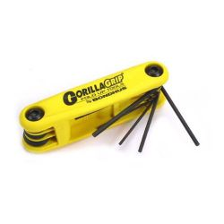 Набор ключей Bondhus Allen Wrench Set Folding Large Inches